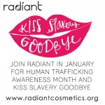 Beauty For a Cause – Radiant Cosmetics Twitter Party