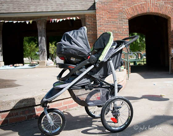 The Ultimate Crossover Stroller Gracojogger Brittany Estes