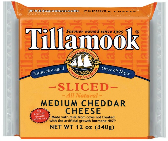 Medium Cheddar 12oz Slices