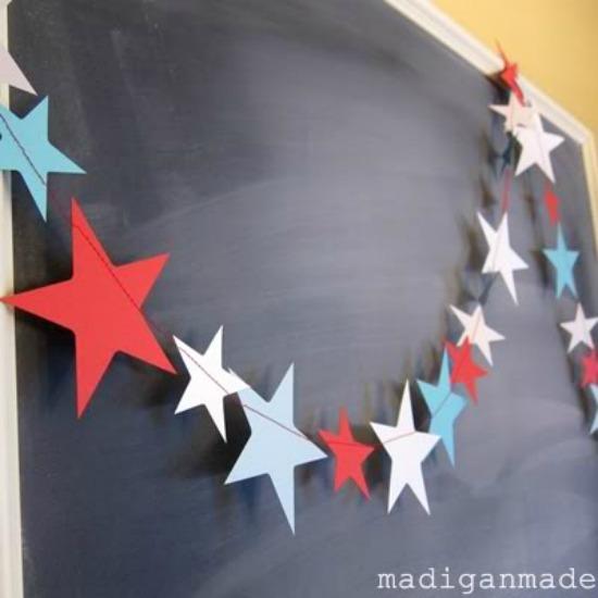 fourth-of-july-star-garland
