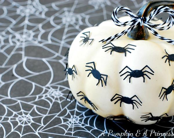 Mini-Spider-Pumpkin-