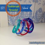 Toothbrush Bracelets Tutorial