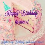 My One Birthday Wish!