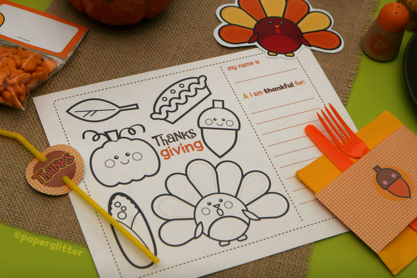 kaboose coloring pages thanksgiving crafts - photo #50