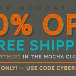 Cyber Monday – Shopping and helping others all at once!