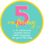 Five on Friday – Louisiana Livin'