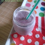 A Tasty Fruit Smoothie for those picky eaters with #enfagrow