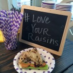 On the Go Snacks For Healthy Kids #loveyourraisins