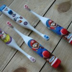 Getting Kids Excited to Brush Their Teeth #spinbrushkids