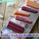 Healthy Snacks for Healthy Kids #outshine