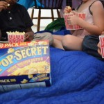 The Perfect Pillow Fort Snack! #popsecretforts